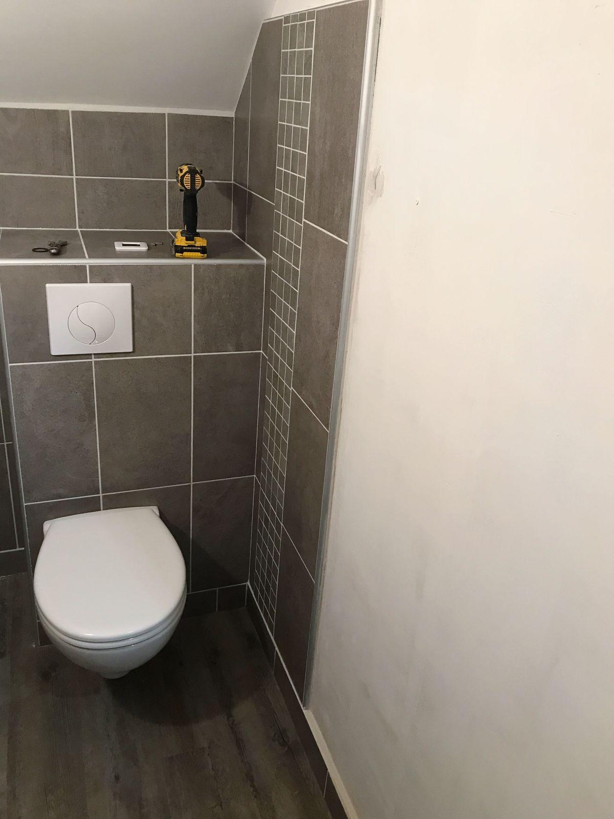 GSPlomberie Meyssac Brive - Rénovation d\'un toilette